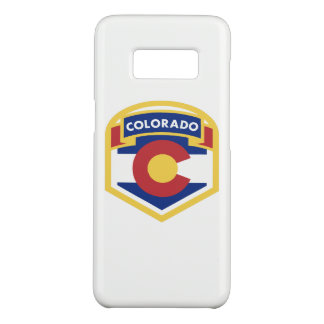 Zazzle de DRAPEAU d'ÉTAT du COLORADO Coque Case-Mate Samsung Galaxy S8