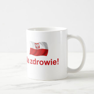 Zdrowie polonais de Na Mugs