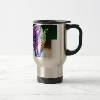 Zèbre d'arc-en-ciel tasses à café
