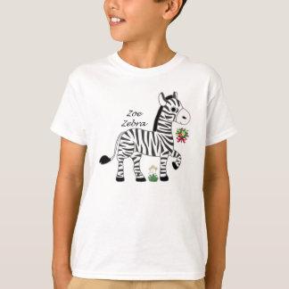 Zèbre de Zoe T-shirt