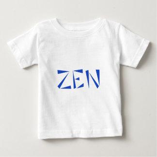 zen bouddhisme buddhism t-shirt pour bébé