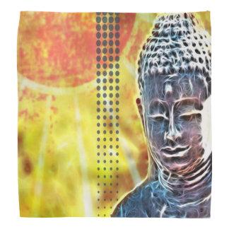 Zen spirituel Bouddha de nouvelle d'âge méditation Bandana