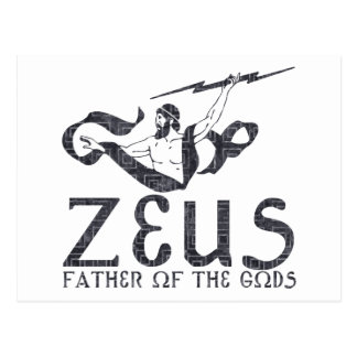 Zeus Cartes Postales