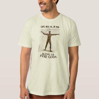 Zeus - roi du T-shirt de dieux