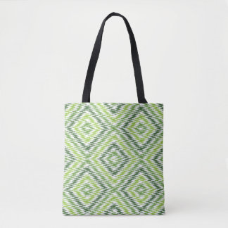 Zigzag vert sac