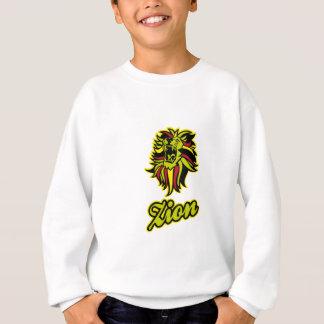 Zion. Iron Lion Zion HQ Couleur Edition Sweatshirt