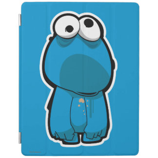Zombi de monstre de biscuit protection iPad