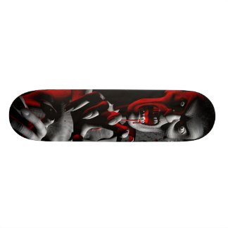 Zombi Gnarly Plateaux De Skate