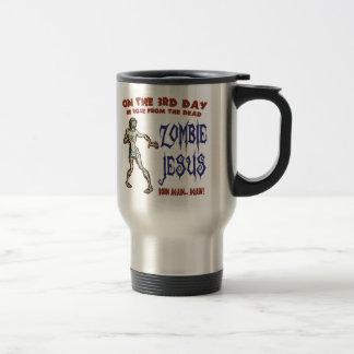 Zombi Jésus Mug De Voyage