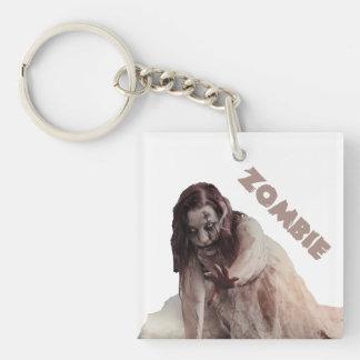 Zombi marié porte-clés