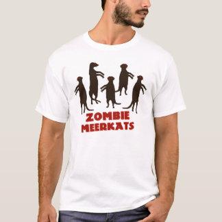 Zombi Meerkats ! T-shirt