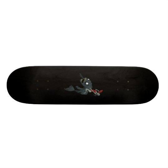 Zombie Pin-up des mers Skateboards
