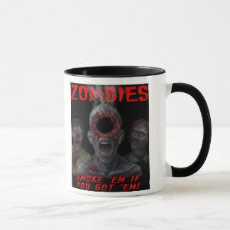Zombis de Ghoulzone - seiyge - tasse