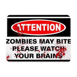 zombis magnet flexible