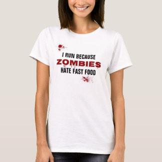 Zombis - marathon de Londres T-shirt