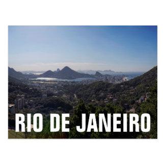 Zone de sud de Rio de Janeiro Cartes Postales