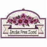 """""""Zone sans fumée"""" - signe décoratif - 17 Photo En Relief"""