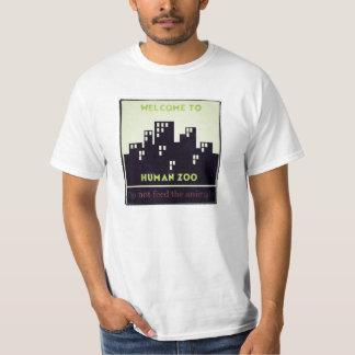 Zoo humain t-shirt