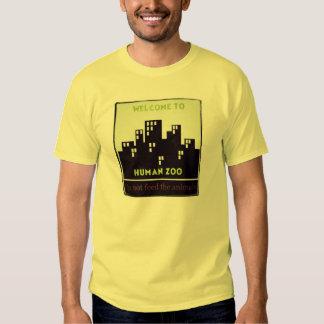 Zoo humain t-shirts