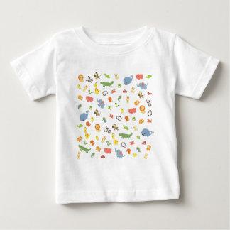 Zoo T-shirt Pour Bébé