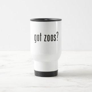 zoos obtenus mug à café