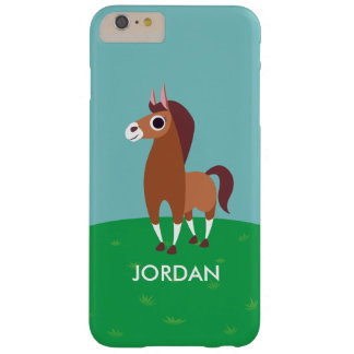 Zora le cheval coque iPhone 6 plus barely there