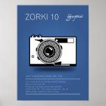Zorki 10 posters