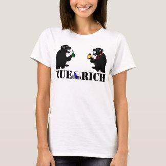 zue et rich t-shirt